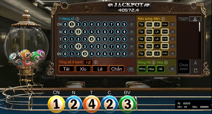 Game Lotto