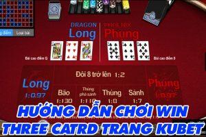 Win Three Card