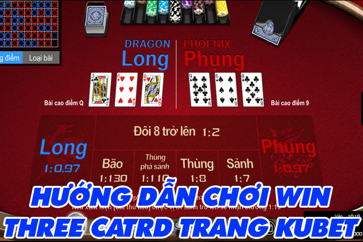 Win Three Card