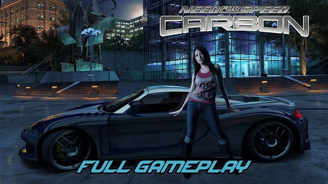 Cốt truyện của Need for Speed: Carbon