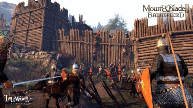 Mount and Blade 2 full crack