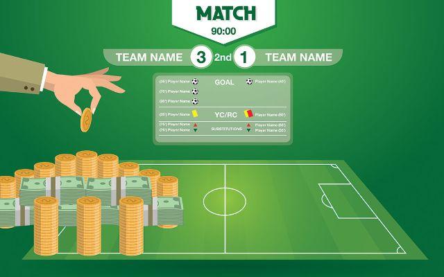 Tìm hiểu cách tính tiền trong cá độ bóng đá