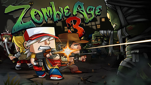 Game Zombie Age 3